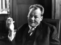 Willy Brandt 1965, Bild: Adsd